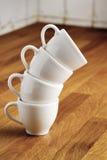 Кофейные чашки. Стоковые Фотографии RF
