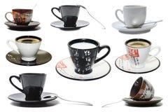 кофейные чашки Стоковое Фото