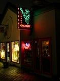Кофейня Педра органическая, остров Granville, Ванкувер, b C Стоковые Изображения