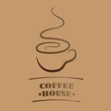 Кофейня иллюстрация штока