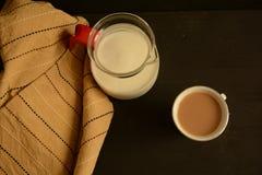 кофе больше времени Стоковая Фотография