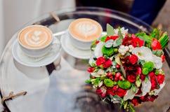 Кофе букета Стоковые Фотографии RF