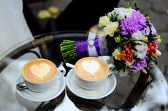 Кофе букета Стоковое Фото