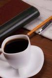 кофе вкусный стоковая фотография rf