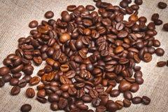 Кофе в деревенском стиле Стоковая Фотография RF