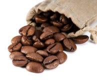 Кофе в сумке Стоковые Фото