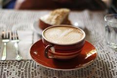 кофе горячий стоковая фотография rf