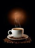 кофе горячий Стоковое Фото