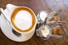 кофе горячий Стоковое Изображение RF