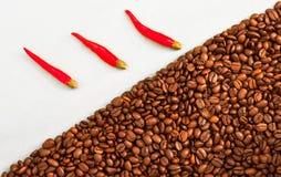 кофе горячий Стоковое Изображение