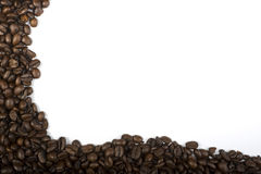 кофе граници Стоковое Изображение RF