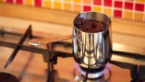 Кофе заваривать в cezve inox на газовой плите акции видеоматериалы