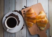 Кофе завтрака Стоковые Изображения RF