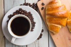 Кофе завтрака Стоковые Фото