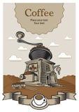 кофе замока Стоковые Фото