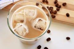 кофе заморозил latte Стоковые Фото