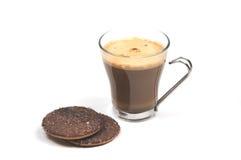 Кофе и печенья стоковое фото