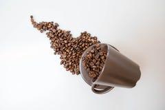 Кофе и фасоли Стоковое Изображение RF