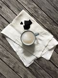 Кофе и шоколад Стоковое Изображение RF
