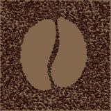 Кофе - иллюстрация Стоковое Фото