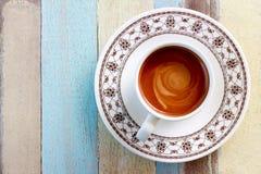 Кофе капучино Стоковая Фотография
