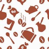 Кофе картины вектора Стоковое Изображение RF