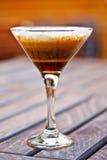 Кофе коктеила Стоковая Фотография RF