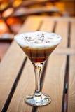 Кофе коктеила Стоковая Фотография