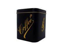 кофе коробки Стоковое Изображение RF