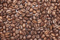 кофе крупного плана фасолей предпосылки astract Стоковое Изображение