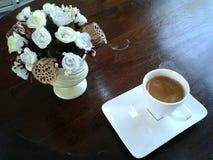 Кофе моя жизнь Стоковые Фото