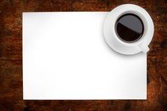 кофе надземный Стоковая Фотография RF