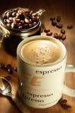 кофе напитка Стоковая Фотография RF