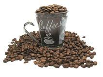 кофе наслаждается вашим стоковое фото