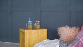 Кофе партии дома релаксации отдыха выпивает опарникы Стоковое Изображение RF