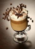 кофе поздно Стоковые Изображения
