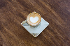кофе поздно Стоковое Фото