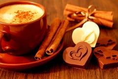 Кофе после полудня Стоковое Изображение RF
