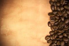 кофе предпосылки Стоковое Фото