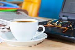 кофе пролома Стоковая Фотография