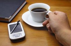 кофе пролома Стоковое Изображение