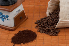 кофе свежий Стоковое Изображение