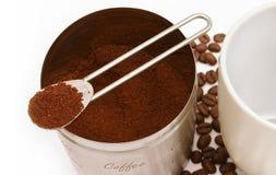 кофе свежий Стоковое Изображение RF