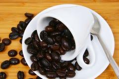 кофе сильный стоковые изображения rf