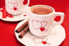 кофе симпатичный Стоковые Фотографии RF