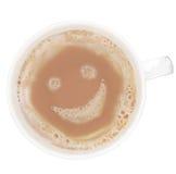 Кофе с молоком Стоковое Изображение RF