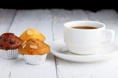 Кофе с пирожными Стоковое фото RF