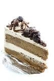 кофе торта Стоковое Изображение