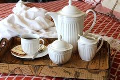 Кофе утра Стоковое фото RF