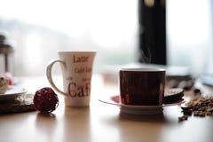 Кофе утра стоковые изображения